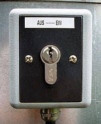 keyed light switches for schools key switch wikipedia