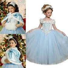 frozen elsa dresses costume princess fancy