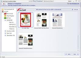 brochure design software free flyer design software for mac mentan info