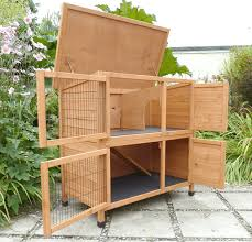 Rabbit Hutch Makers Double Rabbit Hutch