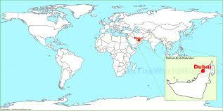 map of the uae map of dubai united arab emirates uae throughout and abu