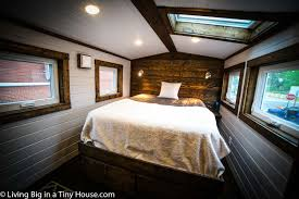 Tiny House On Gooseneck Trailer by This 40ft Tiny House Is A Mansion On Wheels Living Big In A Tiny