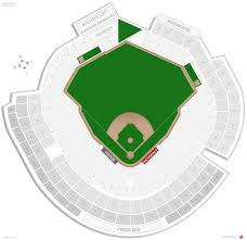 Chicago Cubs Seat Map by Washington Nationals Seating Guide Nationals Park