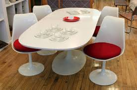 Modern Round Kitchen Tables Applying Modern Kitchen Tables Home Furniture And Decor