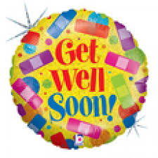 get well soon balloons blooming flowers elk grove florist local family owned get
