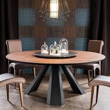 chaises table manger table de salle à manger de design italien par cattelan italia