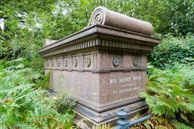 west cemetery highgate cemetery