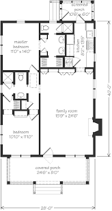 craftsman floorplans carolina craftsman coastal living southern living house plans
