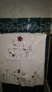 Croscill Bath Accessories by Croscill Pressed Flower Bath Collection