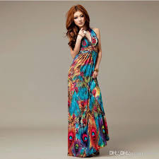 maxi dresses plus size summer dresses 2015 fashion bohemian
