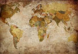 old style world map wallpaper wall mural wallsauce canada old style world map wall mural photo wallpaper