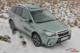 subaru forester test subaru forester 2 0 xt lineartronic