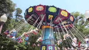 Six Flags Ga Six Flags Over Georgia Gotham City Crime Wave B Roll Youtube