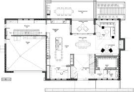 contemporary floor plans house blueridge home designs