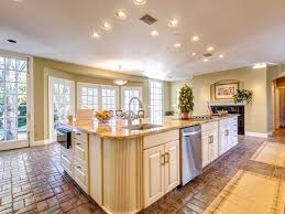 kitchen 21 large kitchen island ideas with ceiling lamps and