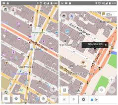 navigation map best free offline map apps for android androidpit