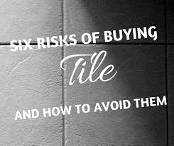 6 risks of buying tile from big box home improvement stores floor