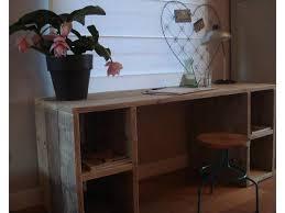 bureau rustique seiland bureau rustique en pin recyclé wood design