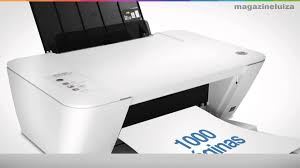 Amado Multifuncional HP Deskjet Ink Advantage 1516 - YouTube &UN33