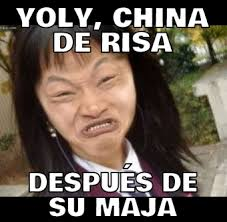 Risa Meme - yoly china de risa después de memes en quebolu