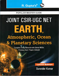 csir ugc net jrf earth atmospheric ocean and planetary sciences