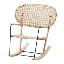 chaise bascule ikea grönadal fauteuil à bascule gris naturel bascule matériaux