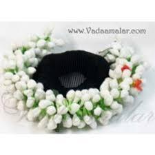 flower for hair hair flowers gajra