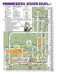 minnesota state fair map minnesota state fair map afputra com