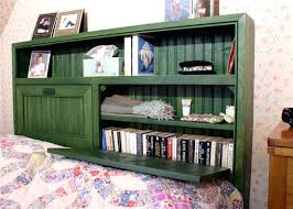 Bed Bookcase Headboard Bookcase Image Of Queen Size Storage Bed With Bookcase Headboard