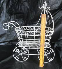 Wire Pumpkin Carriage Centerpiece by 100 Wire Baby Carriage Centerpieces Amazon Com Dollhouse