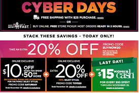 kohls cyber monday 2017 ads deals and sales