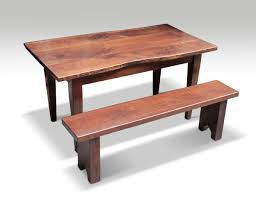 farmhouse style dining room tables olde good things we also offer traditional benches as an addition to each custom dining table