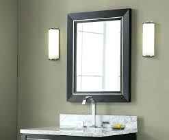 bathroom mirror side lights mirror for bathroom vanity bathroom vanity mirror side lights fannect