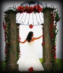 wedding arbor rental tuscan wedding gazebo rentals arc de wedding altar rentals