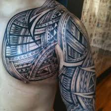 mens tribal sleeve meaning design idea for and