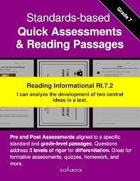 ri 7 2 development of multiple central ideas reading