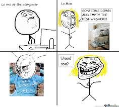 Why Me Meme - why always me by odinsskov meme center