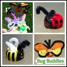 bug finger puppets spring crafts for kids finger puppets puppet
