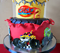 childrens monster truck videos cakes delectable cakes