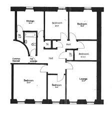 Tenement Floor Plan by Matchless Flats U2013 Lutton Place Newington Edinburgh Eh8 9pd