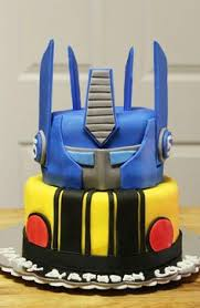transformers bumblebee and optimus party cake topper transformers optimus prime personalised edible icing cake topper 7