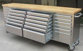 Rolling Work Benches Rolling Wooden Top Work Bench Heavy Duty Drawer Work Bench Buy