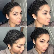 Transitioning Protective Styles - pictures on natural hairstyles for transitioning hair cute