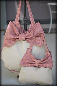 bags with bows on them craftionary