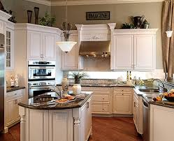 Crown Molding Ideas For Kitchen Cabinets Eye Catching Awesome Crown Molding Kitchen And On For Cabinets