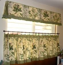 cafe curtains for kitchen bay window home design ideas cafe window
