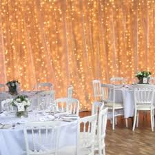 wedding backdrop with lights white 20 x 10 chiffon backdrop event reception decoration tradesy