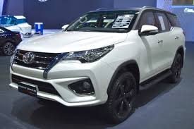 toyota fortuner toyota fortuner trd sportivo bims 2017 live