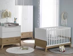 photo chambre bébé chambre bébé archipel blanc chêne chambrekids