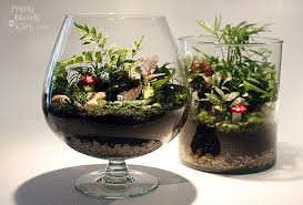 25 ideas for tabletop gardens and terrariums pretty handy